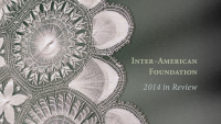Cropped image of the cover of the 2014 Annual Report